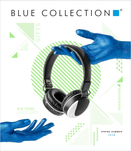 Blue Collection Promotional Catalogue 2018