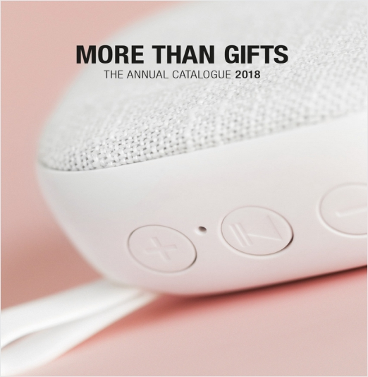 More than gifts catalogue 2018