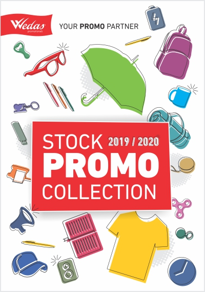 Catalogul Wedas Stock Collection pentru anul 2019